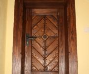drzwi wewnętrzne na poddasze