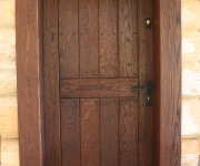 drzwi wejściowe proste